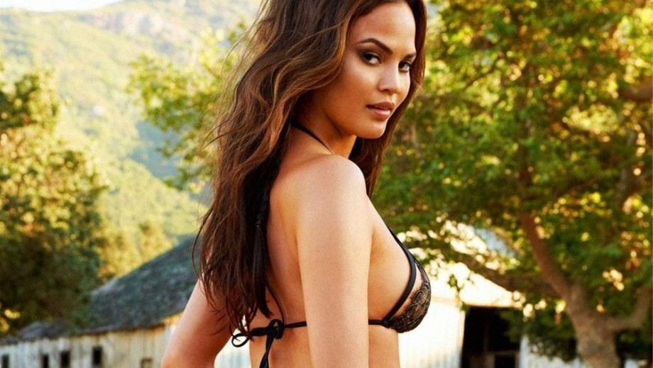 Chrissy Teigen says she chose to have a girl