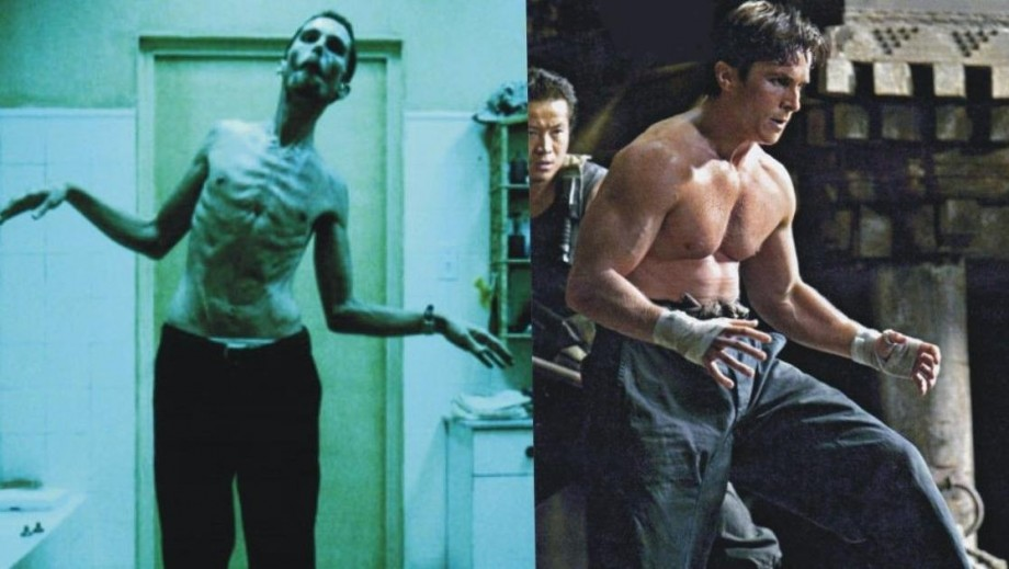 Christian Bale weight loss and weight gain past leads to exit from new Ferrari movie