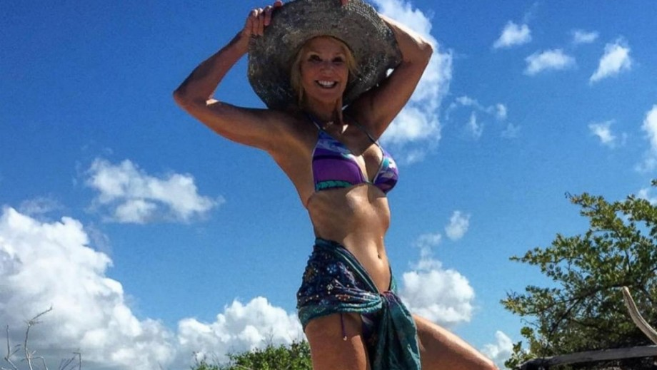 Christie Brinkley reveals how she stays in such great shape