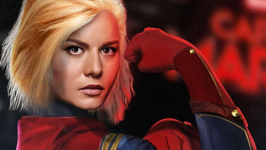 Comic book movie fans split on Brie Larson in her official Captain Marvel costume