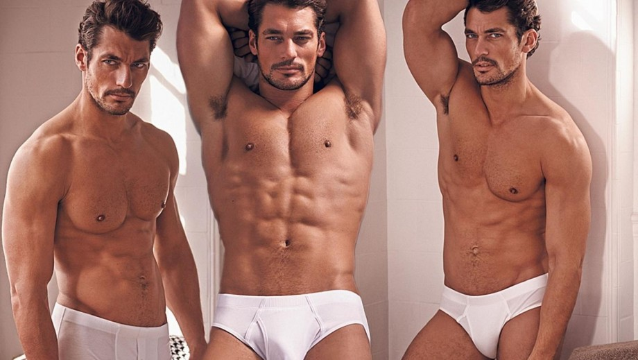 David Gandy stole Mollie King's beauty products