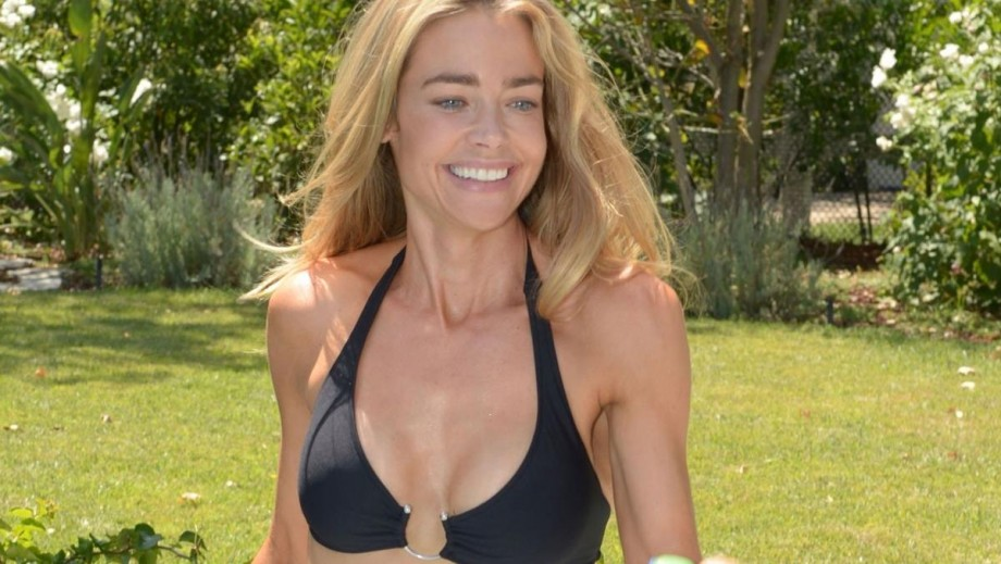 Denise Richards and co. ready for 1st Born release date