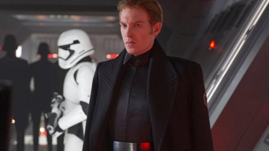 Domhnall Gleeson to return as General Hux in Star Wars: Episode IX