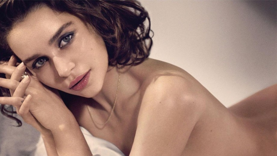 Emilia Clarke nude scenes are a thing of the past