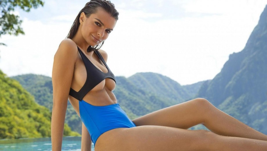Emily Ratajkowski reveals why flashing the flesh is empowering to women