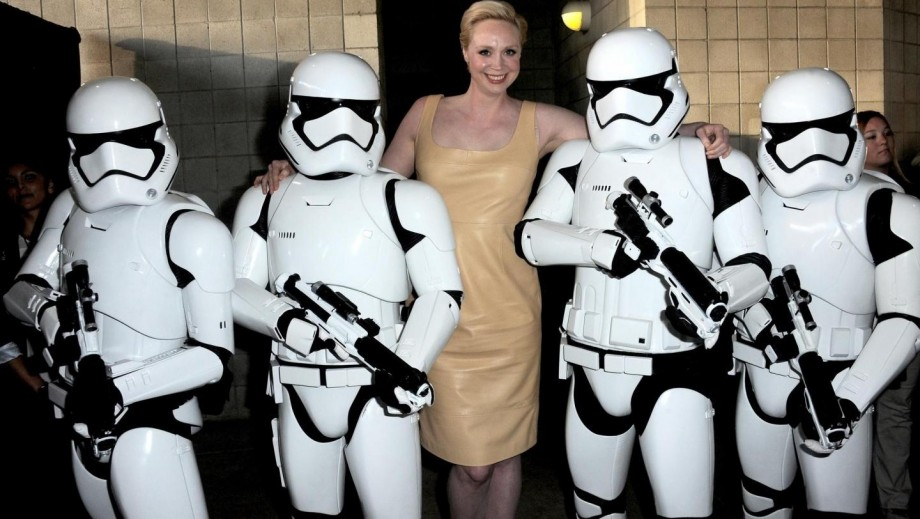 Gwendoline Christie reveals her Princess Leia inspiration