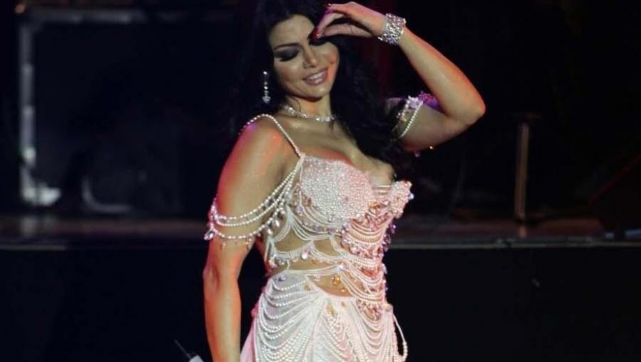 Haifa Wehbe shows that age is just a number as she looks as hot as ever