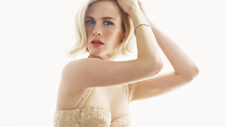 January Jones opens up about motherhood as a single mother