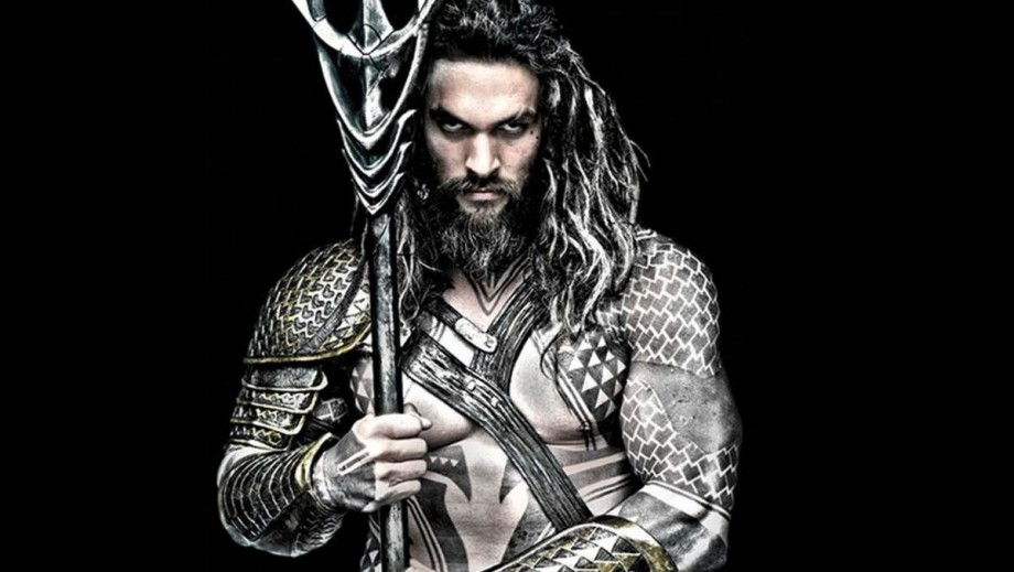 Jason Momoa as Aquaman excites Geoff Johns