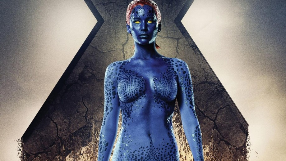 Jennifer Lawrence reveals some interesting details about her Mystique costume
