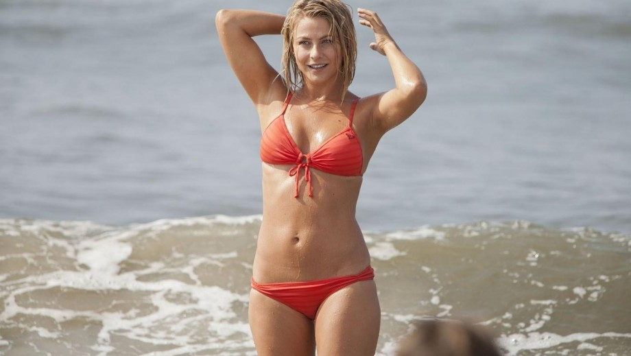 Julianne Hough gives her top fitness tips