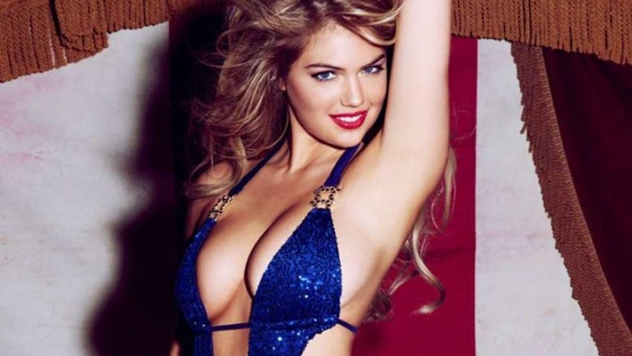 Kate Upton hot body secrets and top tips