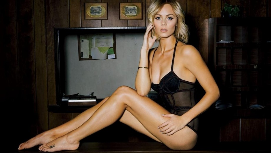 Laura Vandervoort excited for the release of new movie Saw: Legacy