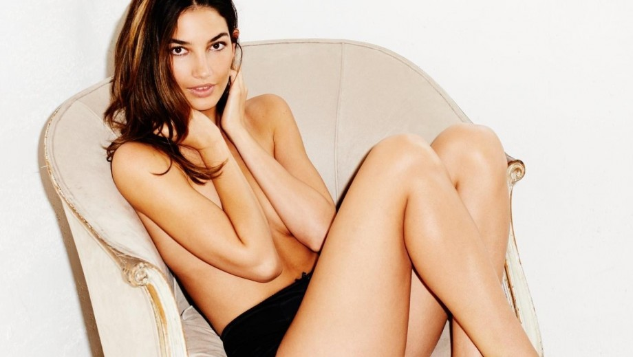 Lily Aldridge opens up about her love of perfume