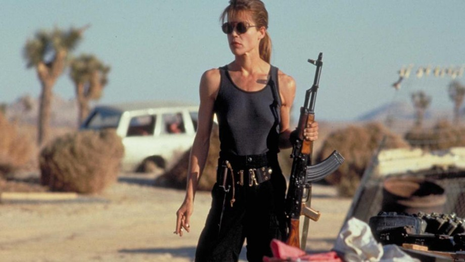 Linda Hamilton to join Arnold Schwarzenegger in new Terminator movie
