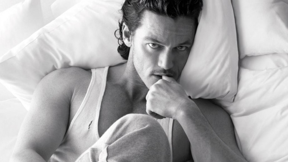 Luke Evans loved playing Gaston in Beauty and the Beast