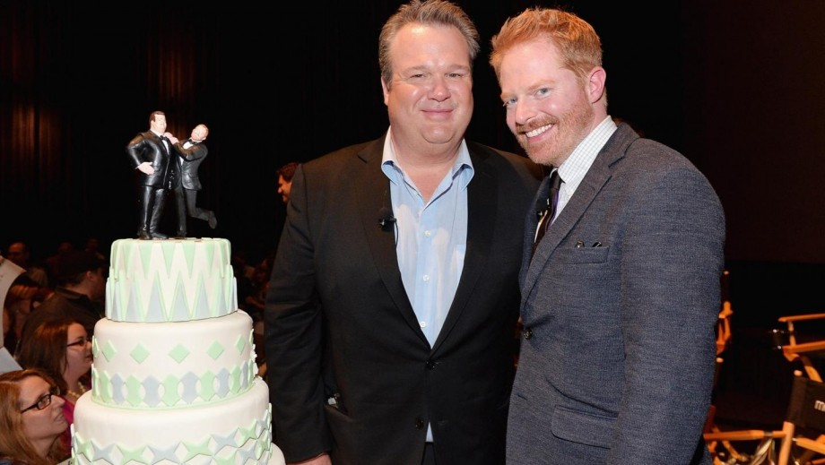 Modern Family star Eric Stonestreet hits out at cyberbullying
