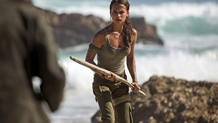 New Tomb Raider trailer has fans split on Alicia Vikander as Lara Croft