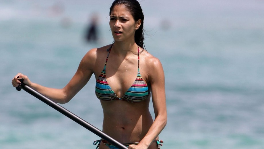 Nicole Scherzinger cheating on Grigor Dimitrov with Calvin Harris?