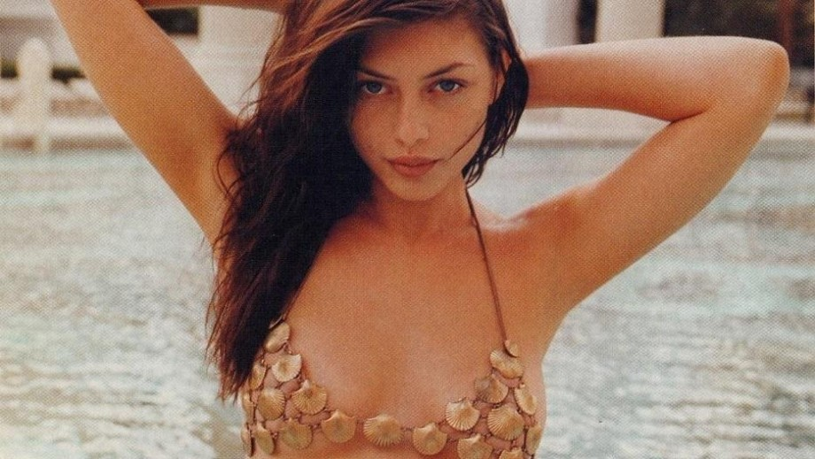 Girl of the Day: American model Janelle Fishman