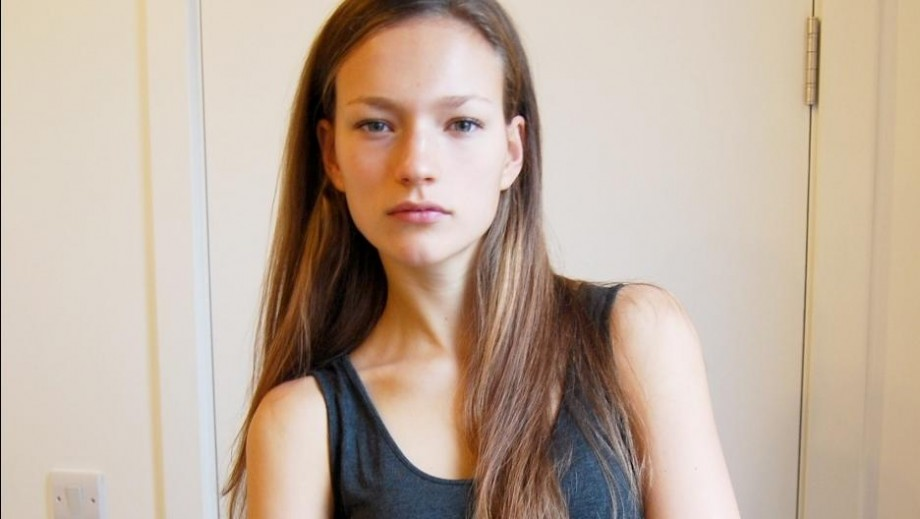 One to Watch: English model Sophia Ahrens