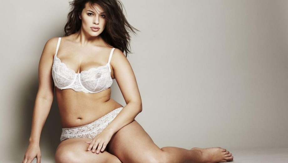 Plus-size model Ashley Graham continuing to break down barriers