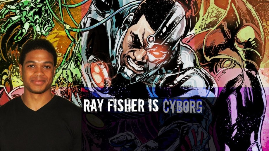 Ray Fisher excites fans with Cyborg movie update