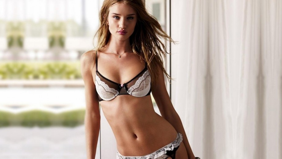 Rosie Huntington-Whiteley reveals the inspiration behind her new swimwear line