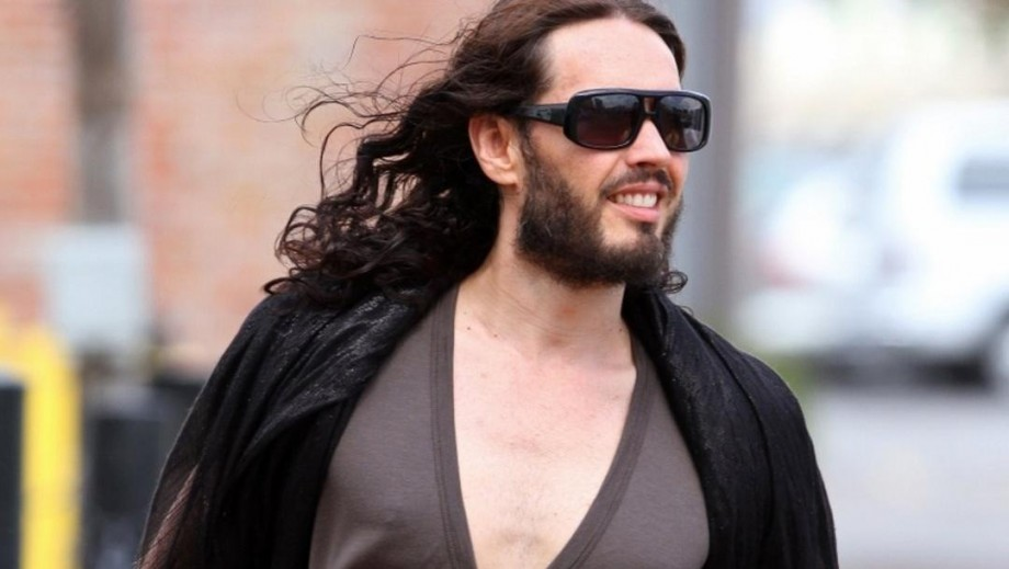 Russell Brand recalls his darker days
