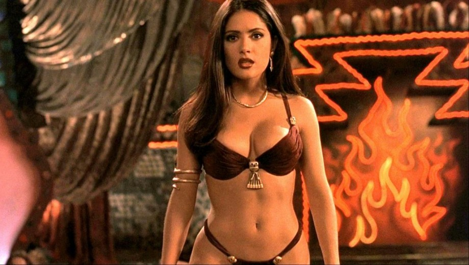 Salma Hayek body confidence has changed with age