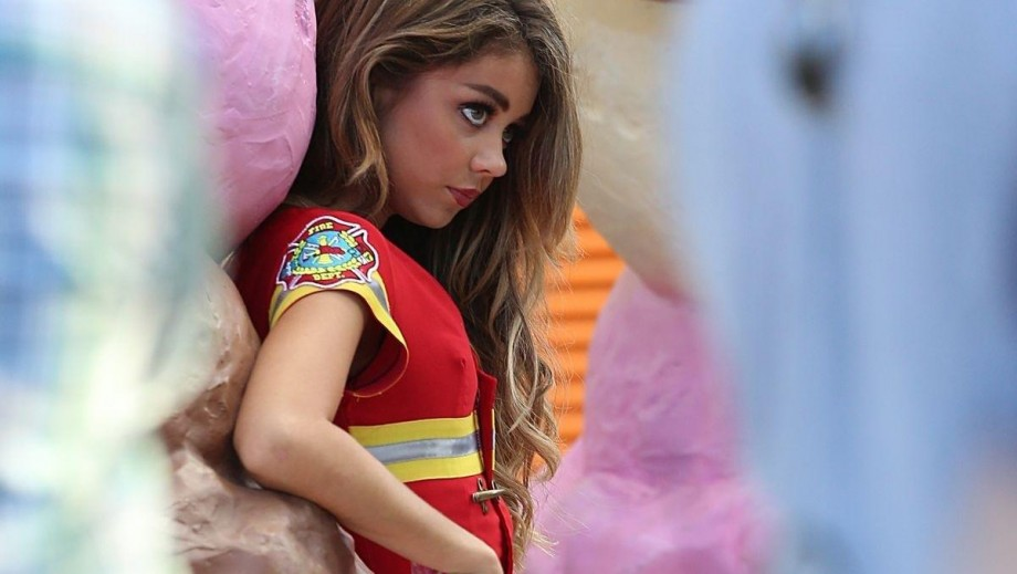 Sarah Hyland excited for new Dirty Dancing TV movie