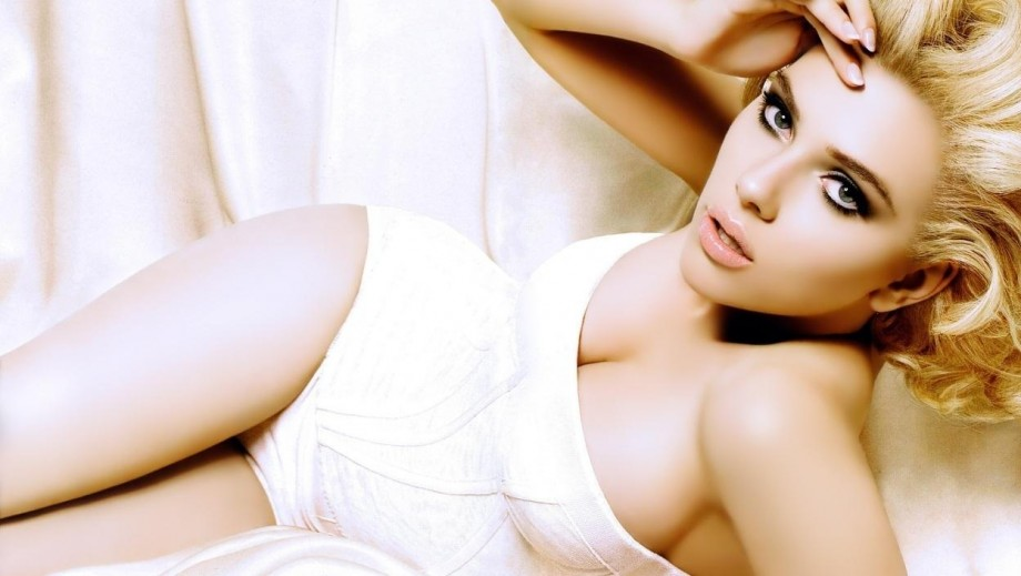 Scarlett Johansson's body is an inspiration to millions of women