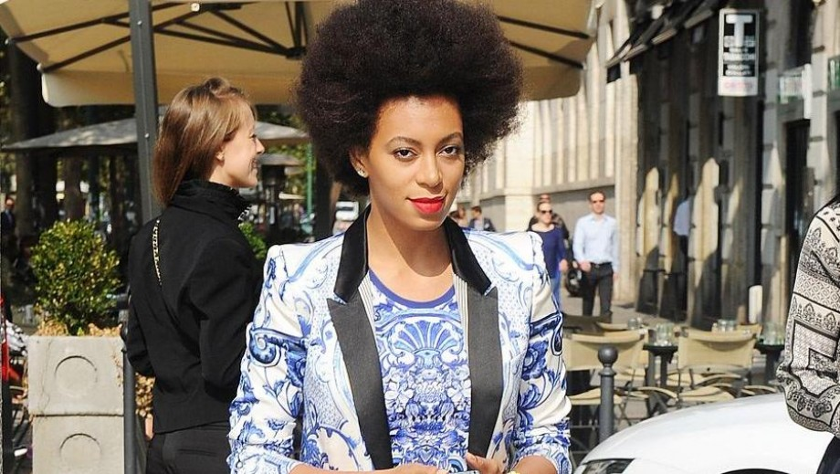 Solange Knowles overwhelmed by support for new album A Seat At The Table