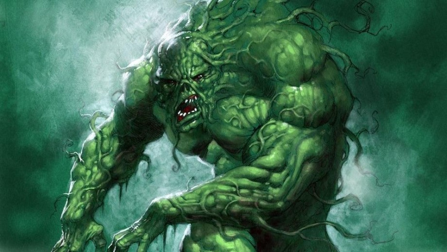 Tom Hardy to star in Saga of the Swamp Thing movie
