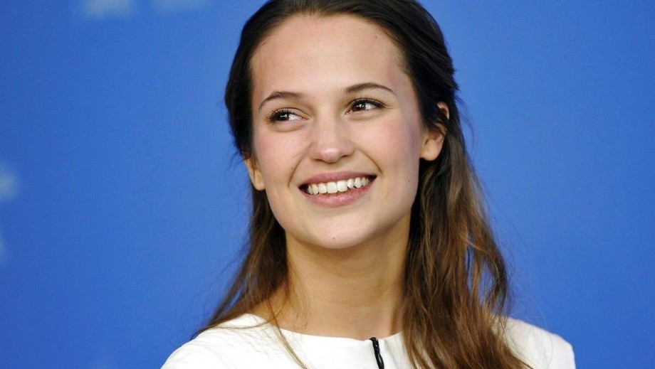 Tomb Raider star Alicia Vikander almost became a florist