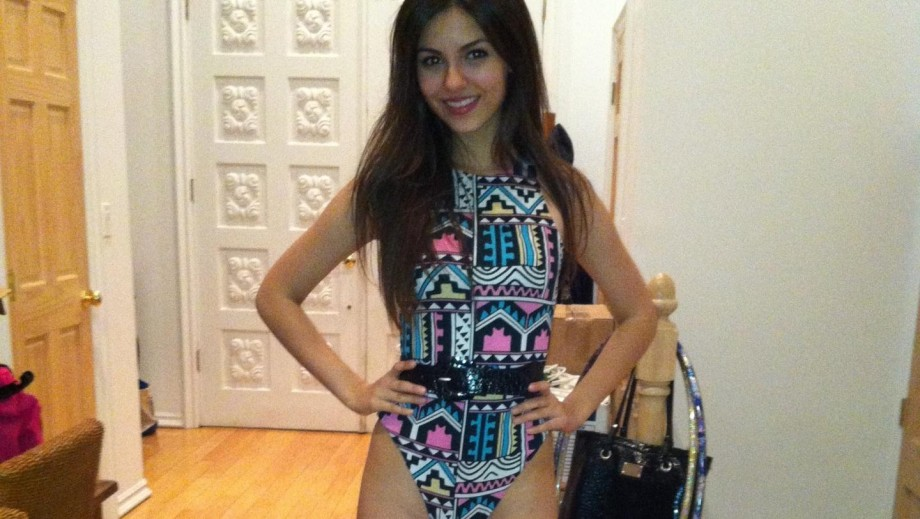 Victoria Justice ready for release of new movie Bigger