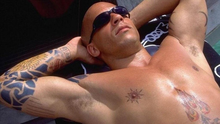 Vin Diesel talks about making it in Hollywood