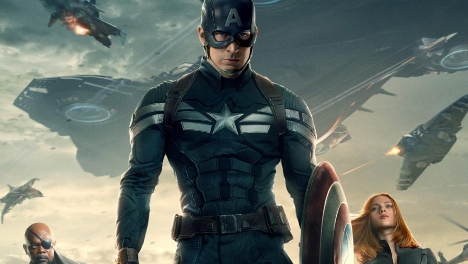 Who will be the new Captain America following events of Avengers: Infinity War?