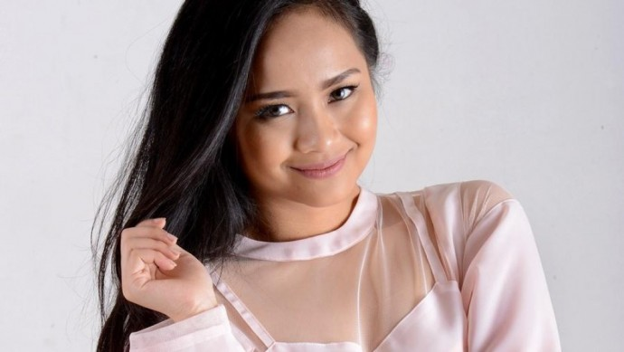 Will Gita Gutawa ever dye her hair?
