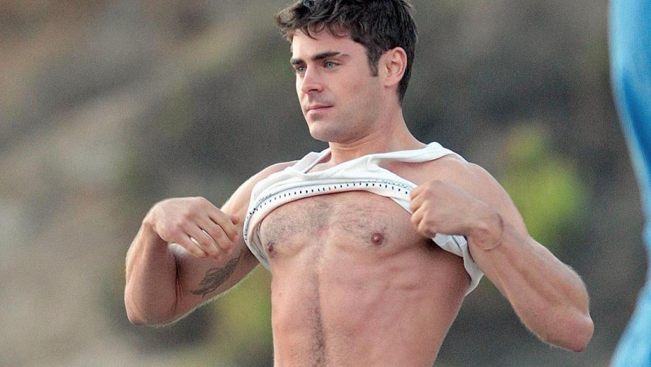 Zac Efron credits Steve McQueen and Michael Jackson for his fashion and style