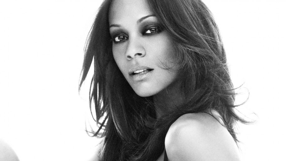 Zoe Saldana sees age as just a number